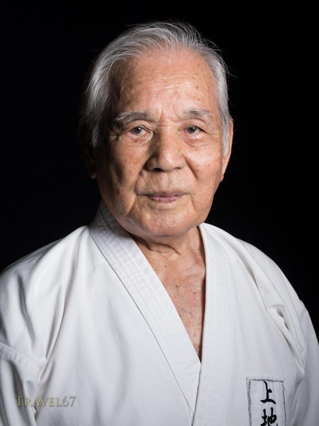 Shitoku Takara 10th dan Okinawa Uechi-ryu Karatedo Kyokai (D.0.B. 10/05/1930)
