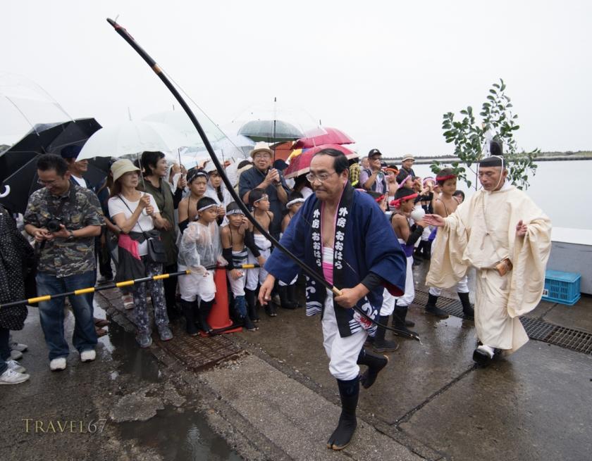 Ohara Hadaka Matsuri, Chiba, Japan