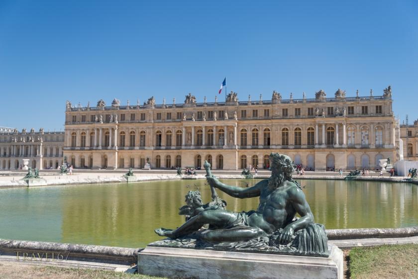 Palace of Versailles, Château de Versailles, Île-de-France, France