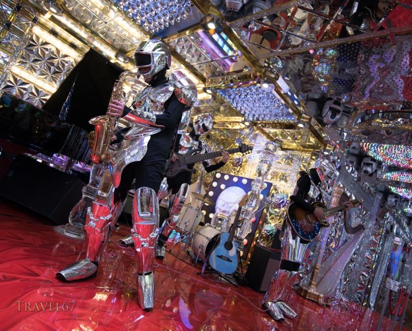 Robot Restaurant,  Kabuki-cho, Shinjuku, Tokyo