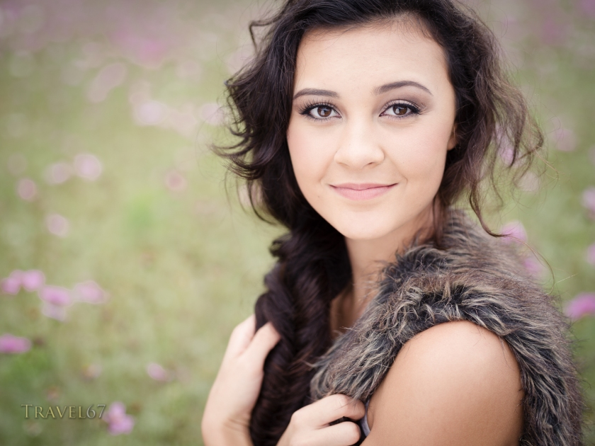 Sierra Fitzgerald - Senior Session Colab.