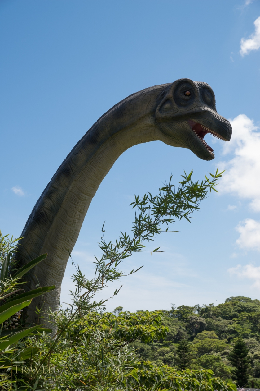 Dino Park in Nago, Okinawa, Japan